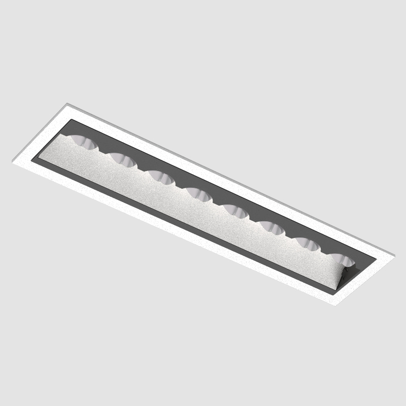 Magiq by Prolicht – 6 15/16″ x 2 1/2″ Recessed, Wallwash offers LED lighting solutions | Zaneen Architectural