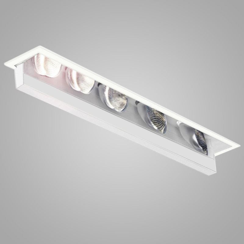 Magiq by Prolicht – 10 7/8″ x 2 1/2″ Recessed, Wallwash offers LED lighting solutions | Zaneen Architectural