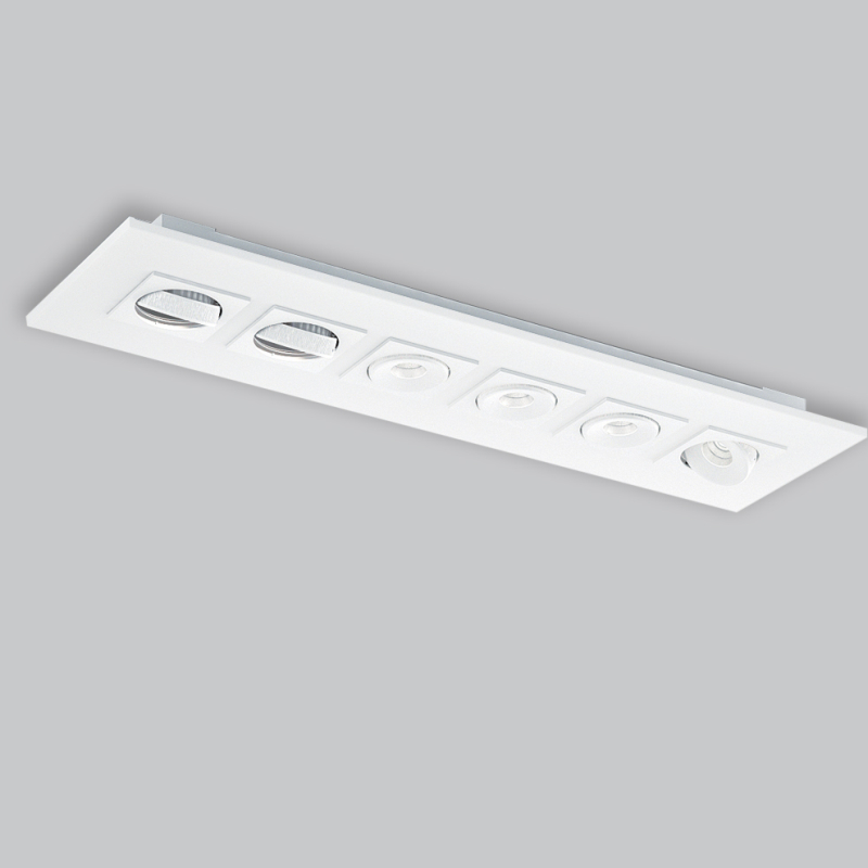 Marc by Milan – 39 3/8″ x 2 13/16″ Surface, Downlight offers quality European interior lighting design | Zaneen Design