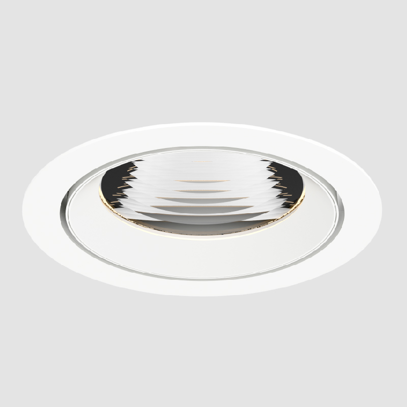 Mechaniq by Prolicht – 7 3/16″ x 6 1/8″ Recessed, Downlight offers LED lighting solutions | Zaneen Architectural