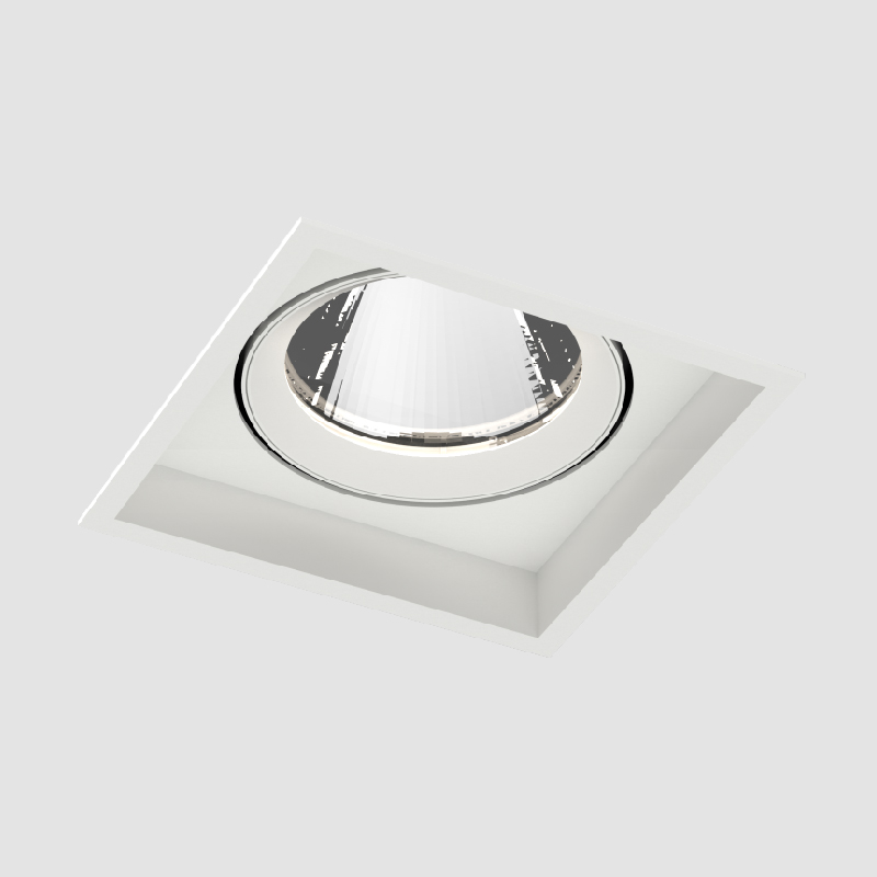Mechaniq by Prolicht – 5 1/4″ x 5″ Recessed, Downlight offers LED lighting solutions | Zaneen Architectural