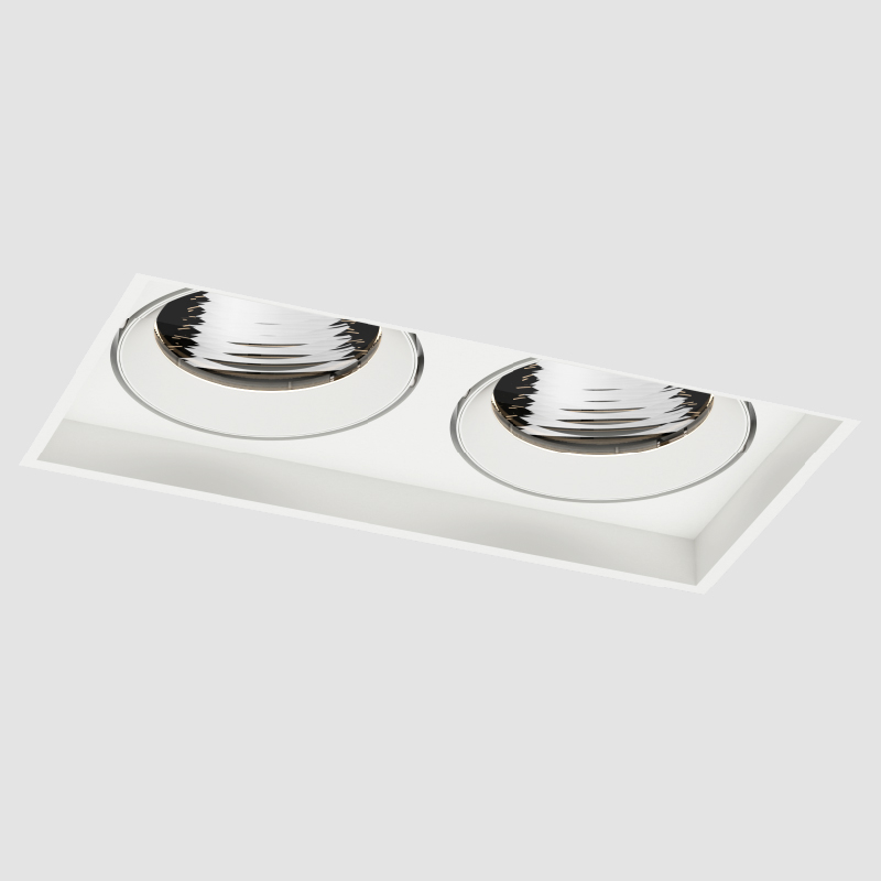 Mechaniq by Prolicht – 13 7/8″ x 7 1/16″ Recessed, Downlight offers LED lighting solutions | Zaneen Architectural