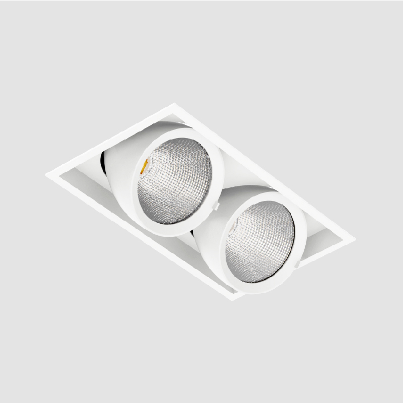 Mechaniq by Prolicht – 3 7/8″9 15/16″ x 5 3/16″ Recessed, Downlight offers LED lighting solutions | Zaneen Architectural