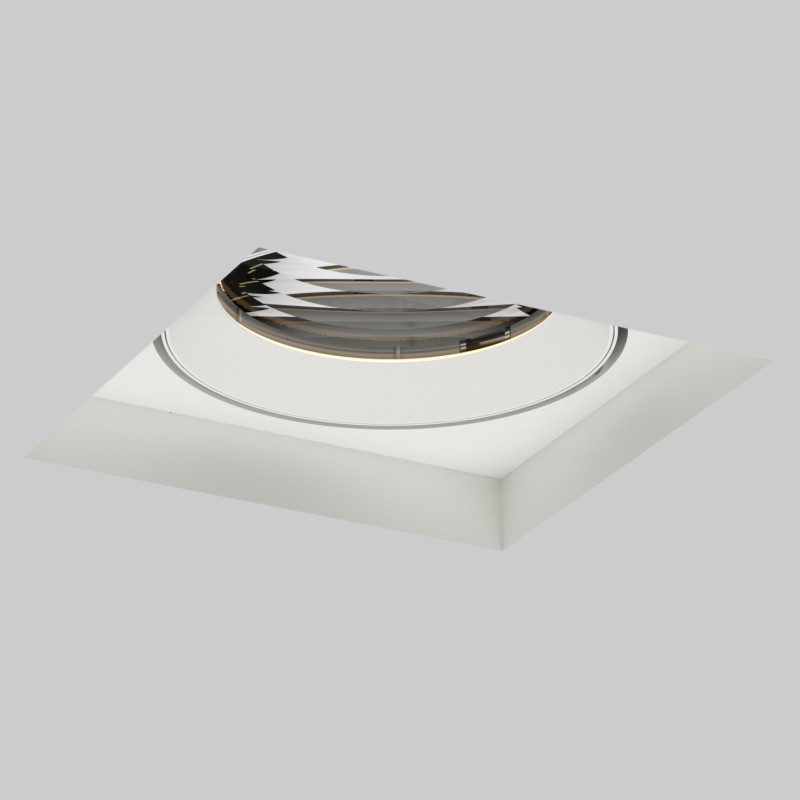 Mechaniq by Prolicht – 7 1/16″ x 7 1/16″ Trimless, Downlight offers LED lighting solutions | Zaneen Architectural