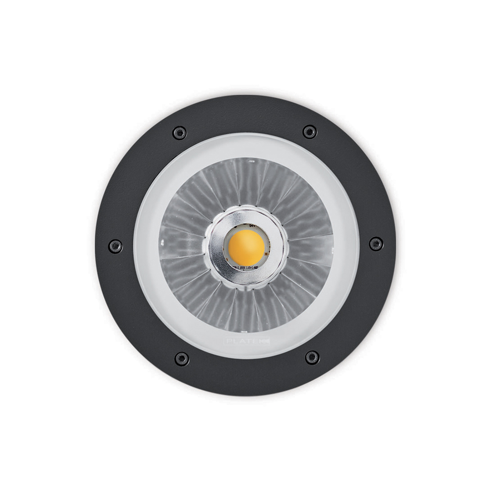 Medio by Platek – 8 7/16″ x 9 1/16″ Recessed, Drive Over offers high performance and quality material | Zaneen Exterior