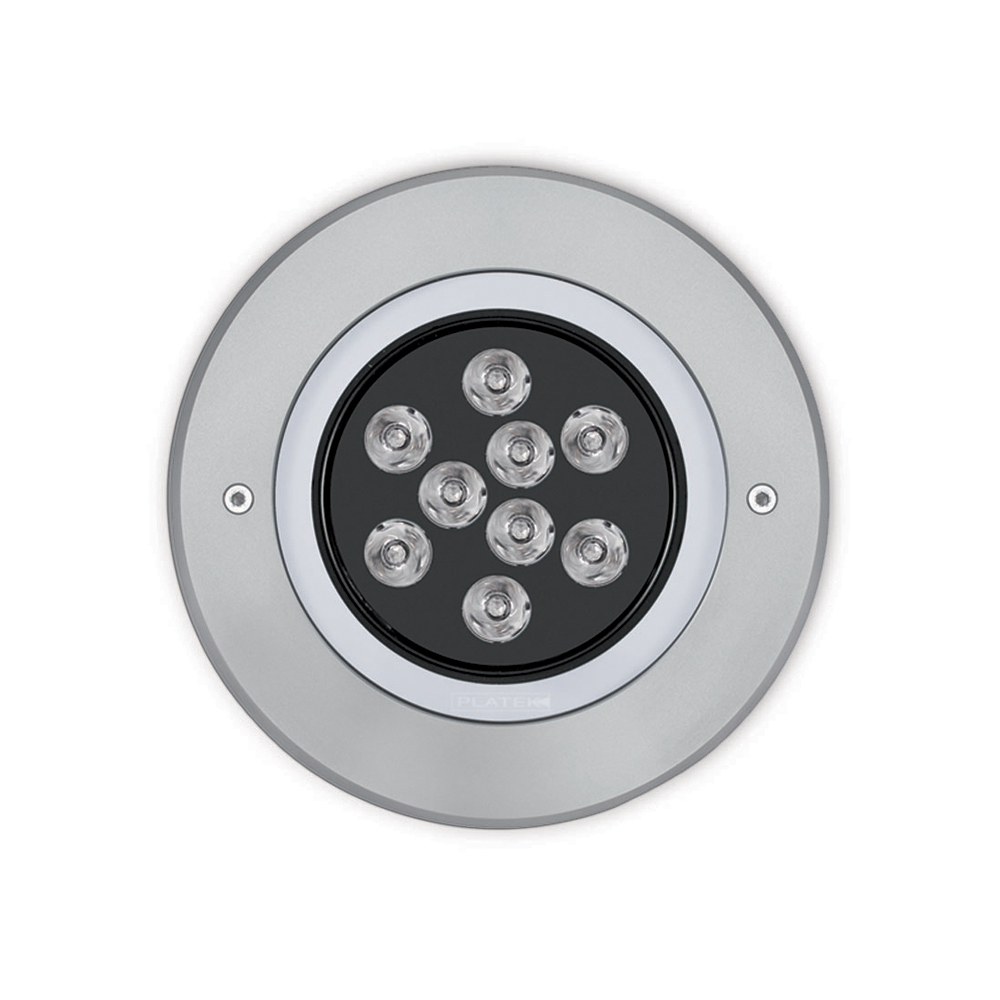 Medio by Platek – 8 13/16″ x 9 1/16″ Recessed, Drive Over offers high performance and quality material | Zaneen Exterior