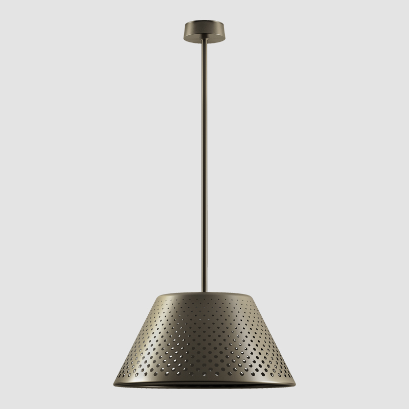Mesh by Platek – 19 5/8″ x 9 7/8″ Suspension, Pendant offers high performance and quality material | Zaneen Exterior