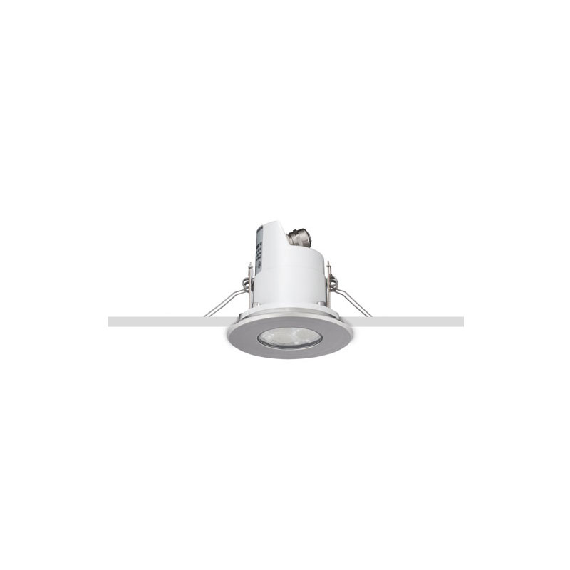Micro by Platek – 3 3/4″ x 3 1/2″ Recessed, Downlight offers high performance and quality material | Zaneen Exterior