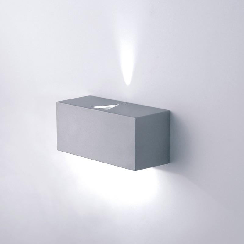 Mini D9 by Milan – 4 5/16″ x 2″ Surface, Up/Down Light offers quality European interior lighting design | Zaneen Design