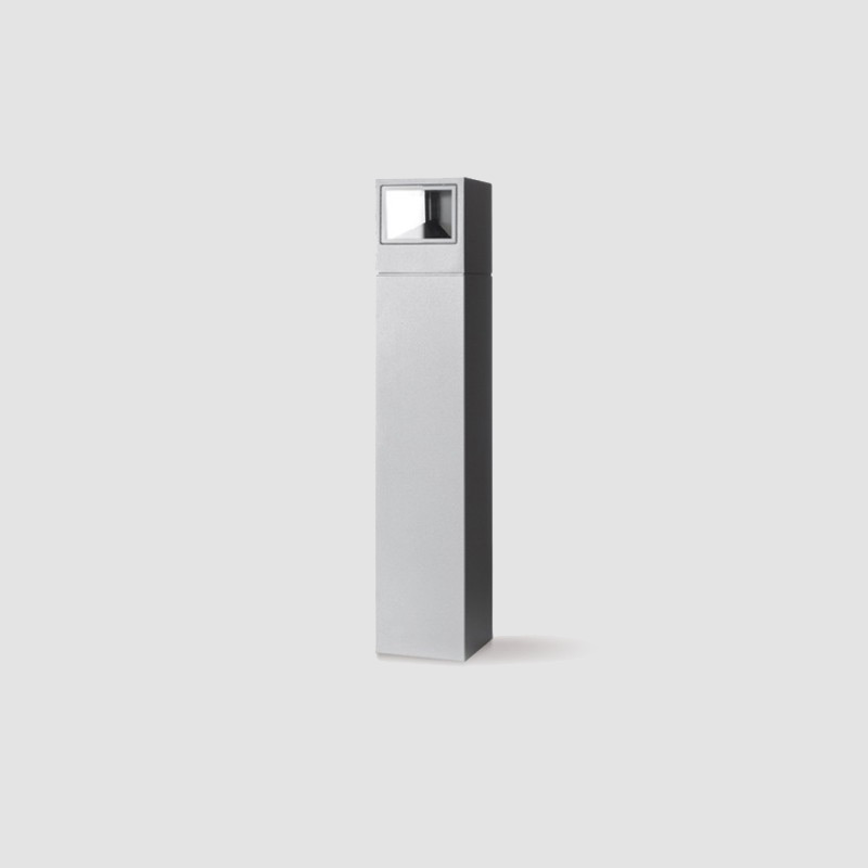 Mini One by Platek – 3 15/16″ x 19 11/16″ Post, Bollard offers high performance and quality material | Zaneen Exterior