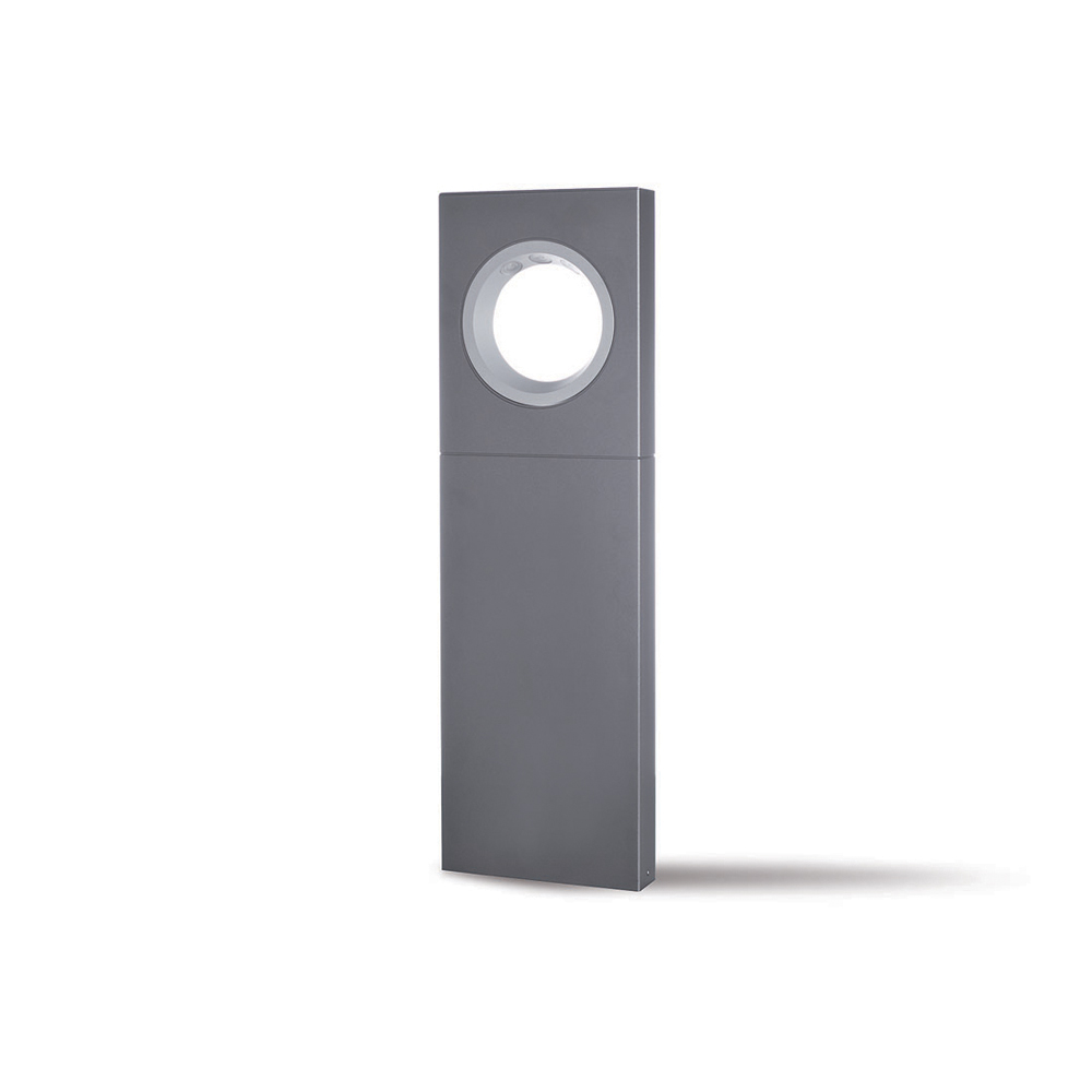 Moon by Platek – 9 13/16″ x 31 1/2″ Post, Bollard offers high performance and quality material | Zaneen Exterior