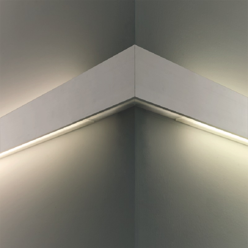 Never Ending by Prolicht – 5 1/8″ x 4 5/16″ ,  offers LED lighting solutions | Zaneen Architectural