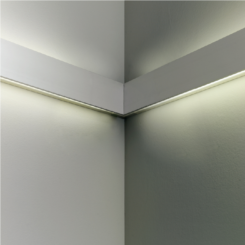 Never Ending by Prolicht – 5 1/8″ x 4 5/16″ ,  offers LED lighting solutions   Zaneen Architectural