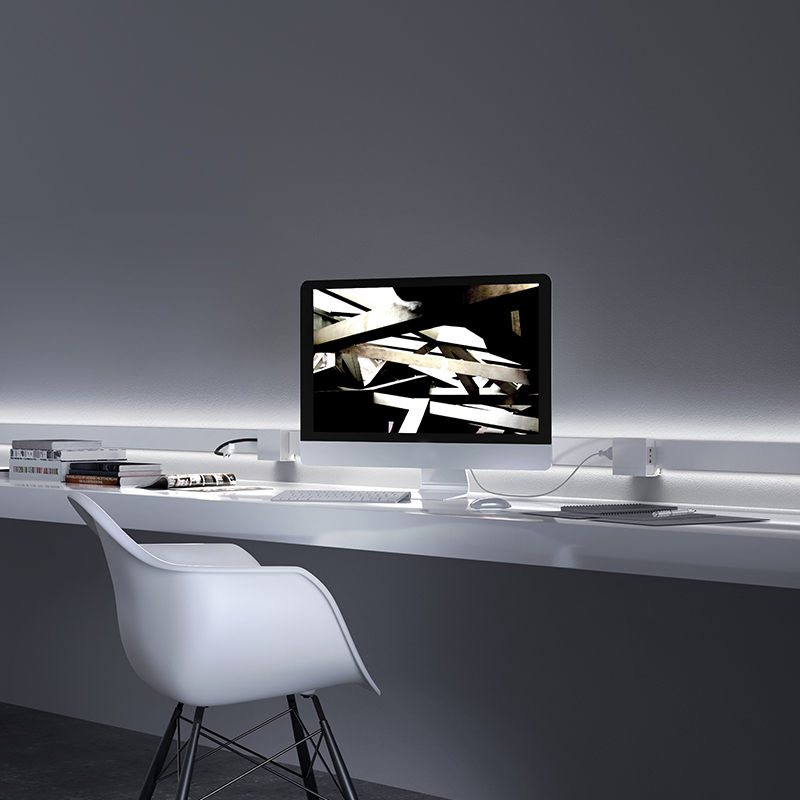 Nodo by Letroh –  Surface, Profile offers LED lighting solutions   Zaneen Architectural / Line art