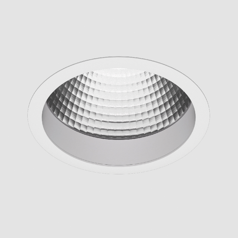 Oiko by Prolicht – 6 5/16″ x 5 11/16″ Recessed, Downlight offers LED lighting solutions   Zaneen Architectural
