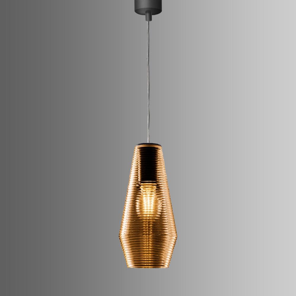 Ladies by Panzeri – 5 1/8″ x 10 13/16″ Suspension, Pendant offers quality European interior lighting design | Zaneen Design