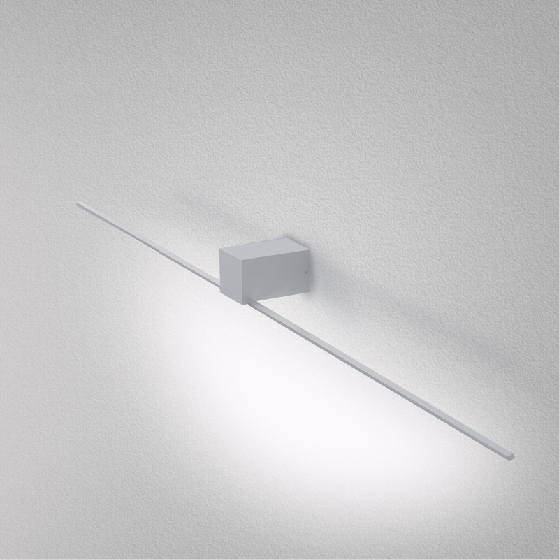 Orizzonte by Icone – 35 7/16″ x 2 3/8″ Surface, Picture Light offers quality European interior lighting design | Zaneen Design