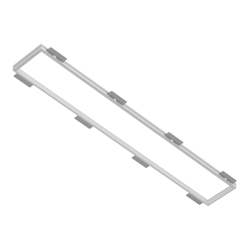 Pi2 by Prolicht – 60 1/16″ x 1 3/4″ Trimless,  offers LED lighting solutions | Zaneen Architectural
