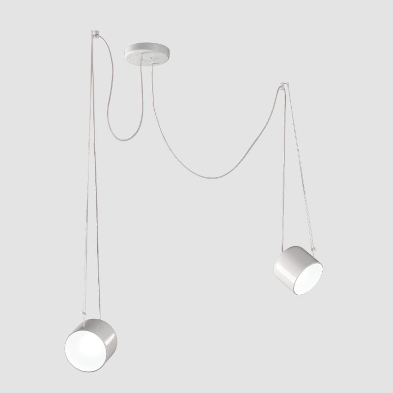 Paco by Ole – 6 5/16″ x 5 1/2″ Suspension, Pendant offers quality European interior lighting design | Zaneen Design