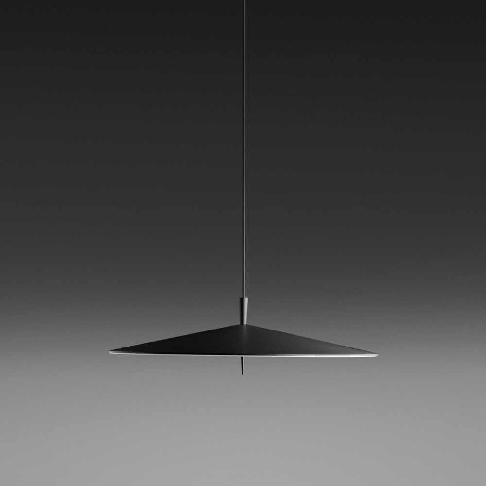 Pla by Milan – 15 3/4″ x 4 5/8″ Suspension, Pendant offers quality European interior lighting design | Zaneen Design
