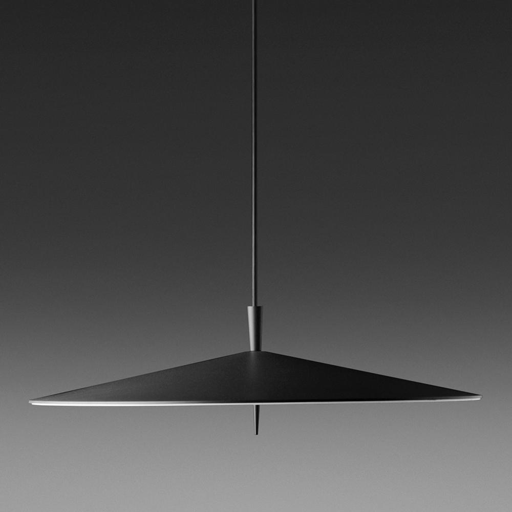 Pla by Milan – 23 5/8″ x 4 5/8″ Suspension, Pendant offers quality European interior lighting design | Zaneen Design