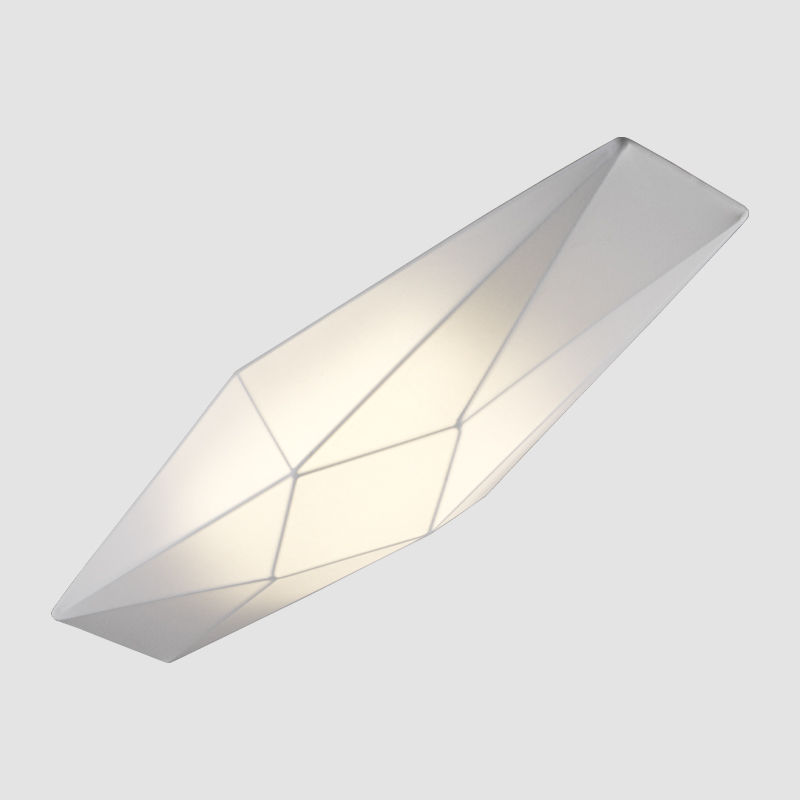 Polaris by Ole – 35 7/16″ x 4 5/16″ Surface, Ambient offers quality European interior lighting design | Zaneen Design