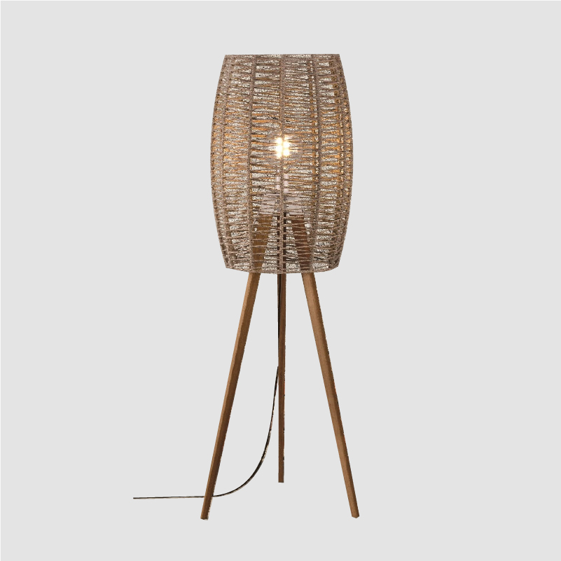 Poma by Ole – 17 11/16″ x 57 7/8″ Portable, Ambient offers quality European interior lighting design | Zaneen Design