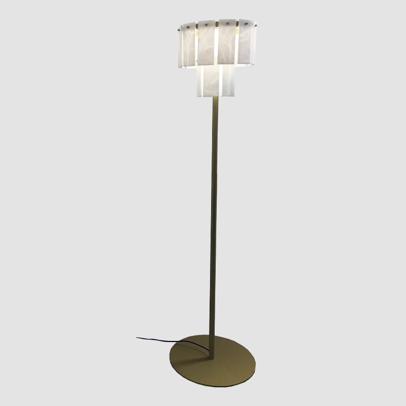 Quarz by Fambuena – 19″ x 73″ Portable, Floor offers quality European interior lighting design   Zaneen Design