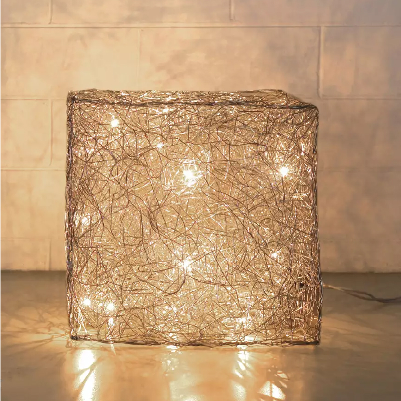 Qubo by Knikerboker – 11 13/16″ x 11 13/16″ Surface, Ambient offers quality European interior lighting design | Zaneen Design