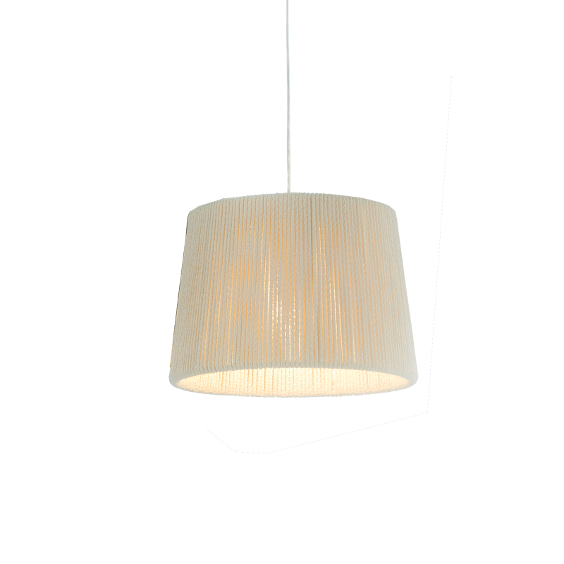 Rafia by Fambuena – 17 11/16″ x 13 3/8″ Suspension, Pendant offers quality European interior lighting design | Zaneen Design