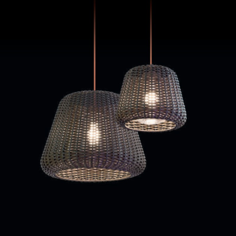 Ralph by Panzeri – 19 11/16″ x 13 3/8″ Suspension, Pendant offers high performance and quality material | Zaneen Exterior