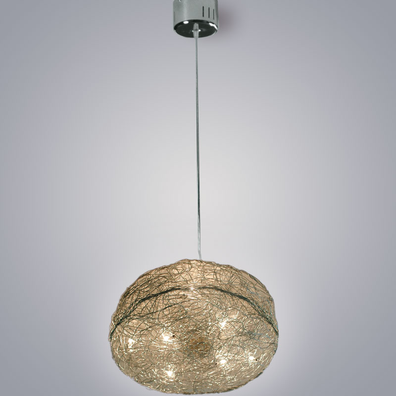 Rotola by Knikerboker – 15 3/4″ Suspension, Ambient offers quality European interior lighting design | Zaneen Design