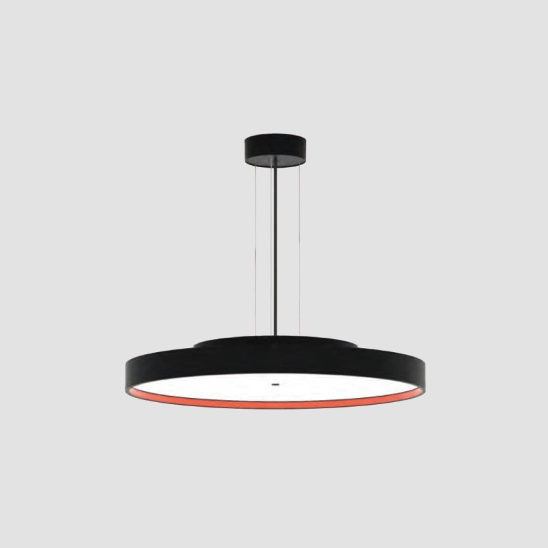 Sign by Prolicht – 22 7/16″ x 3 3/8″ Suspension, Pendant offers LED lighting solutions | Zaneen Architectural