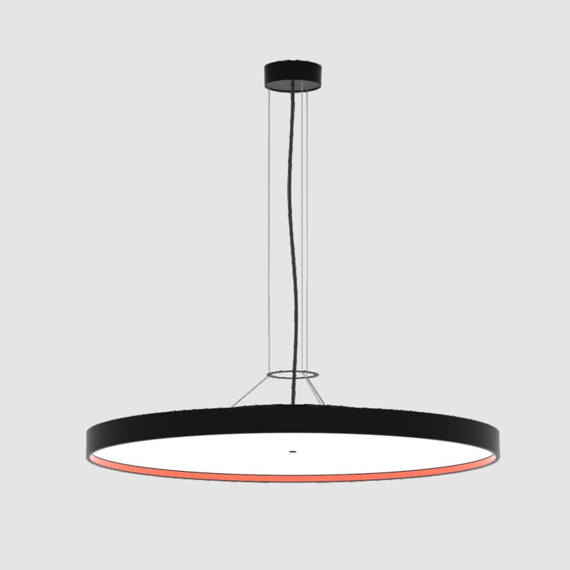 Sign by Prolicht – 33 7/16″ x 3 3/8″ Suspension, Pendant offers LED lighting solutions | Zaneen Architectural