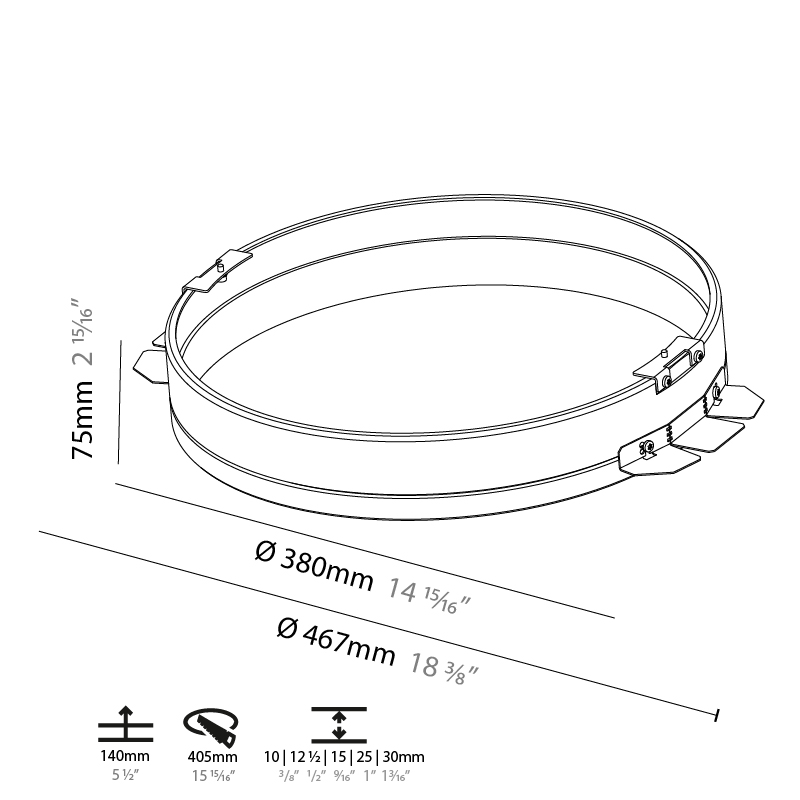 Sign by Prolicht – 14 15/16″ x 2 13/16″ Recessed,  offers LED lighting solutions   Zaneen Architectural