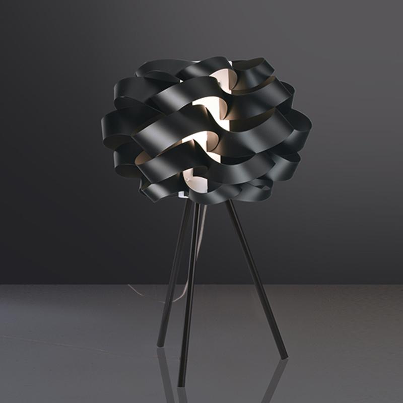 Skyline by Linea Zero – 15 3/4″ x 24 13/16″ Portable, Table offers quality European interior lighting design | Zaneen Design