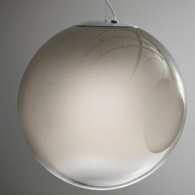 Smoke by Panzeri – 19 11/16″ x 19 11/16″ Suspension, Pendant offers quality European interior lighting design | Zaneen Design