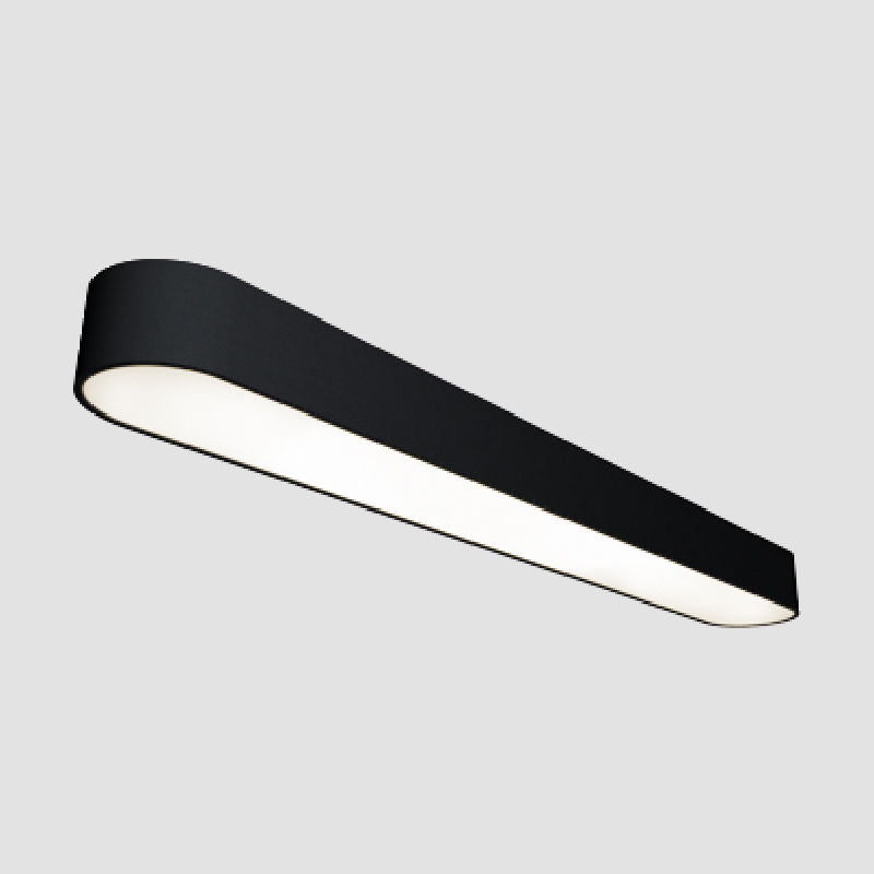Smoothy by Prolicht – 60 1/4″ x 4 3/4″ Surface, Ambient offers LED lighting solutions | Zaneen Architectural