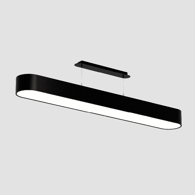 Smoothy by Prolicht – 60 1/4″ x 4 3/4″ Suspension, Profile offers LED lighting solutions | Zaneen Architectural