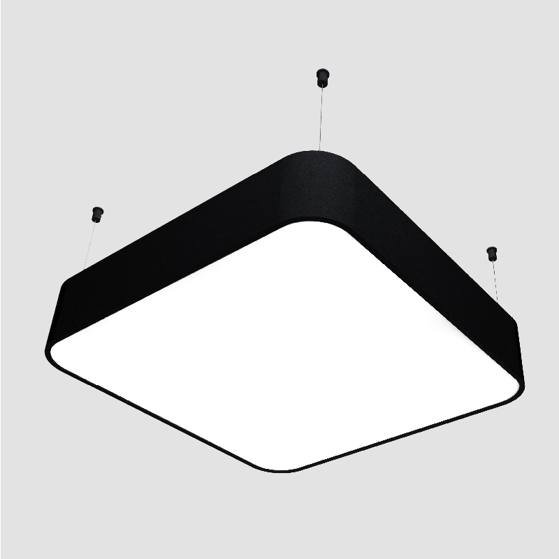 Smoothy by Prolicht – 23 5/8″ x 4 3/4″ Suspension, Ambient offers LED lighting solutions | Zaneen Architectural