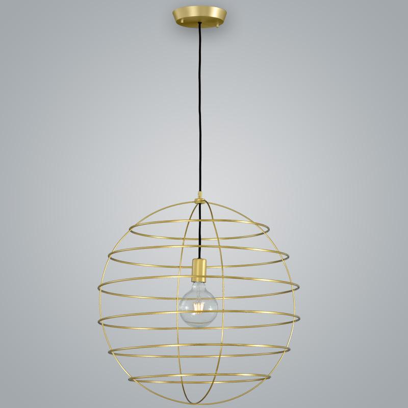 Sphere by Fambuena – 23 5/8″ x 23 5/8″ Suspension, Pendant offers quality European interior lighting design | Zaneen Design