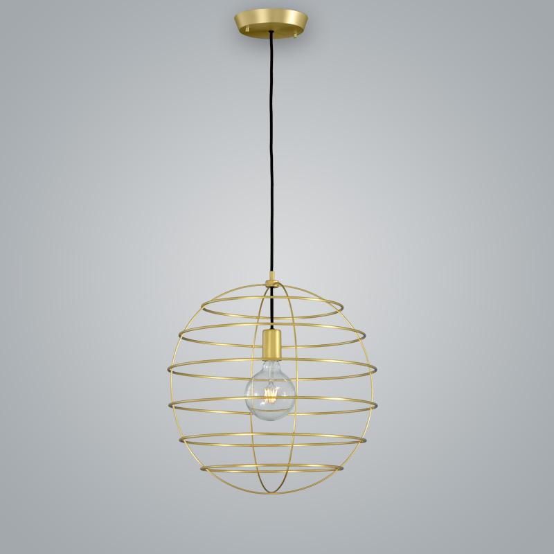 Sphere by Fambuena – 19 11/16″ x 19 11/16″ Suspension, Pendant offers quality European interior lighting design | Zaneen Design