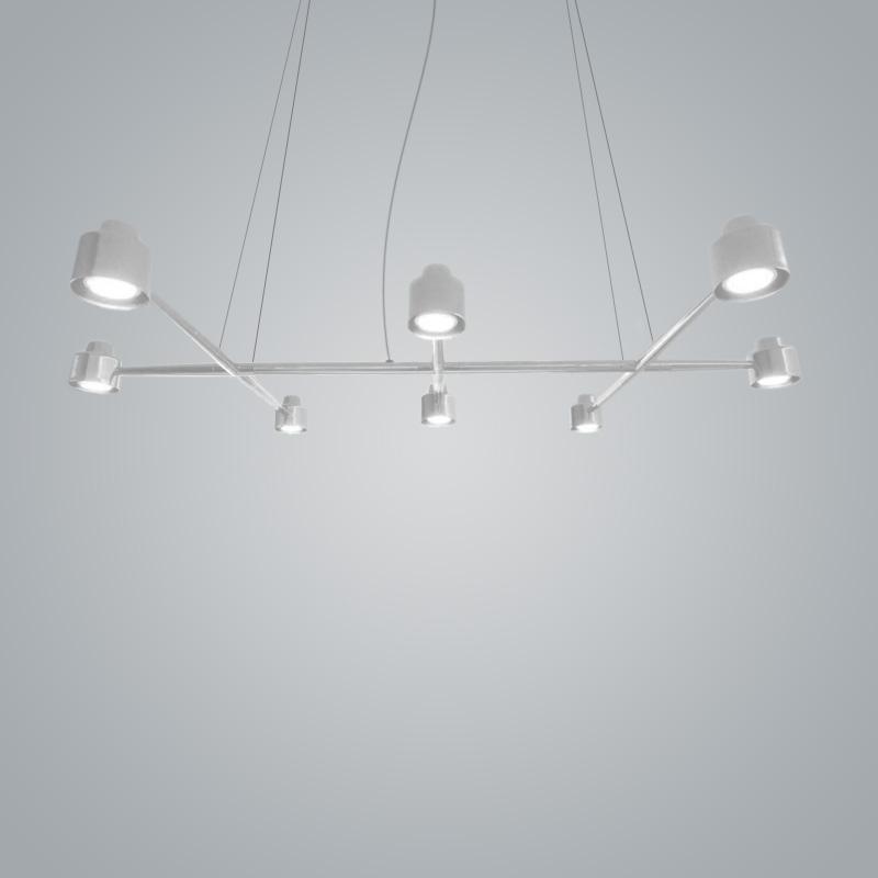 Spider by Fambuena – 41 3/4″ Suspension, Pendant offers quality European interior lighting design | Zaneen Design