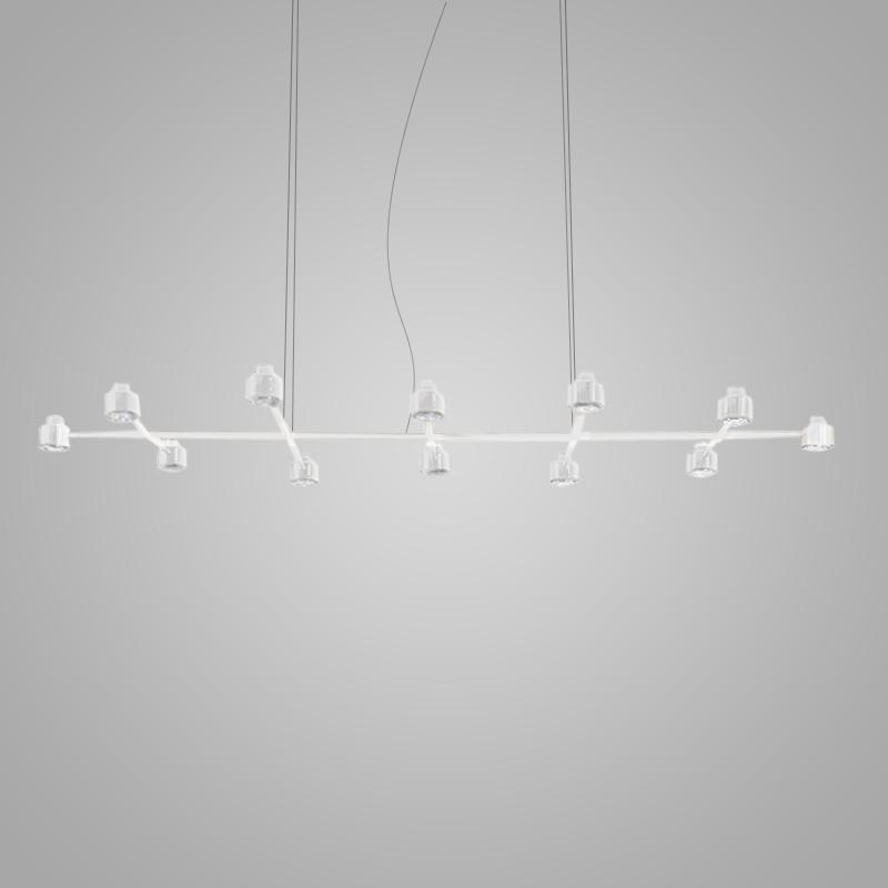 Spider by Fambuena – 64  9/16″ Suspension, Pendant offers quality European interior lighting design | Zaneen Design