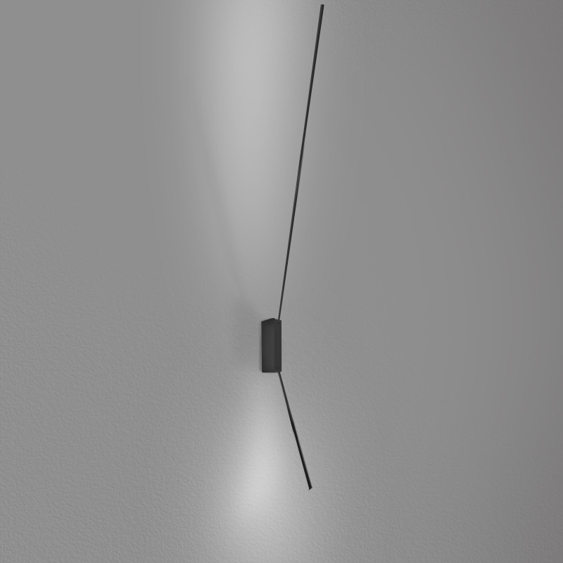 Spillo by Icone –  x 54 3/4″ Surface, Ambient offers quality European interior lighting design | Zaneen Design
