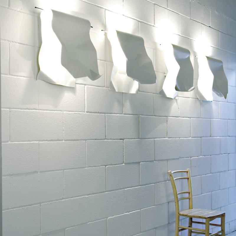 Stendimi by Knikerboker – 15 3/4″ x 17 11/16″ Surface,  offers quality European interior lighting design | Zaneen Design