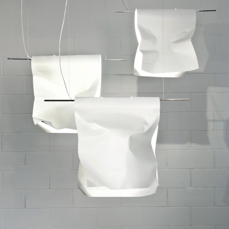 Stendimi by Knikerboker – 15 3/4″ x 17 11/16″ Suspension, Pendant offers quality European interior lighting design | Zaneen Design