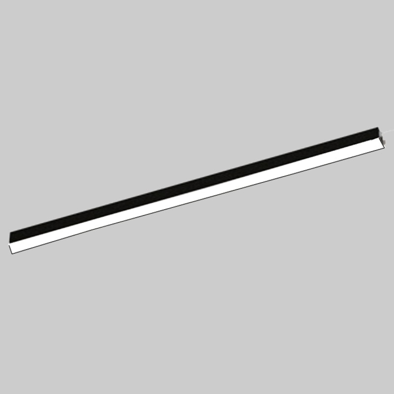 Super-G by Prolicht – 78 3/4″ x 3 9/16″ Suspension, Profile offers LED lighting solutions | Zaneen Architectural