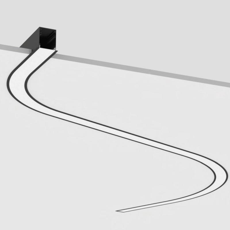 Super-G by Prolicht –  Recessed, Profile offers LED lighting solutions | Zaneen Architectural