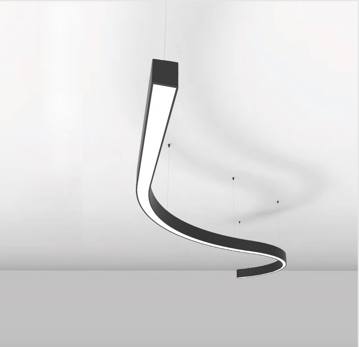 Super-G by Prolicht –  Suspension, Profile offers LED lighting solutions | Zaneen Architectural